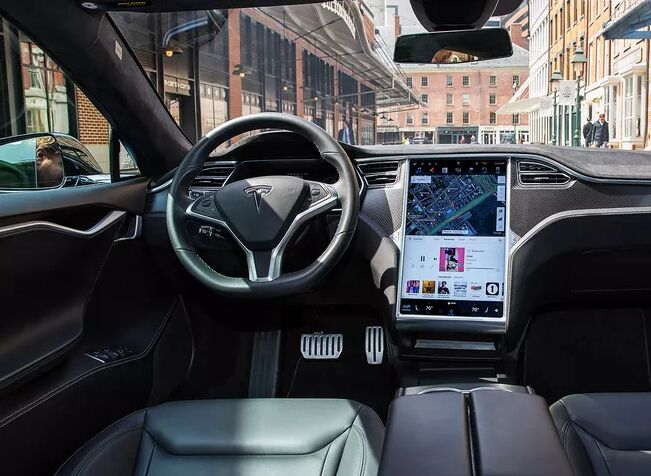 Tesla self-developing autopilot chip